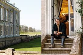Althorp Burials by Ralph Lauren Magazine Interview With Earl Spencer