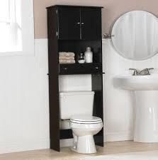 Black Bathroom Storage Cabinet by Black Bathroom Cabinets And Storage Units Home Design Ideas
