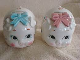 his and hers items his and hers lefton piggy banks and 50 similar items