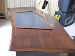 Executive Desk And Credenza Monteverdi Young Executive Desk And Credenza For Sale Antiques