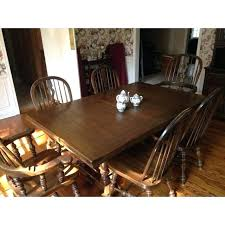 Maple Dining Room Sets Dining Table Ethan Allen Maple Dining Room Table And Chairs