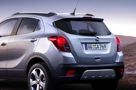 opel mokka 2017 2013 opel mokka specs and photos strongauto