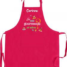 tablier de cuisine homme personnalisé tablier de cuisine pour femme personnalisé gratuitement