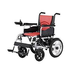 Motorized Chairs For Elderly Amazon Com Beiz Electric Wheelchair Folding Power Wheelchair With