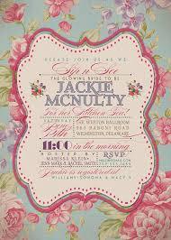 vintage bridal shower invitations vintage bridal shower invitations kawaiitheo