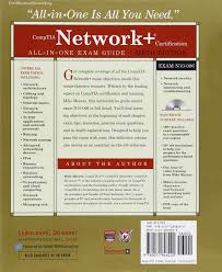 comptia network all in one exam guide sixth edition exam n10