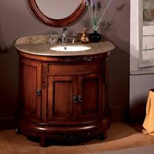 OVE Decors York Inch Single Sink Bathroom Vanity With Granite - 36 inch single sink bathroom vanity