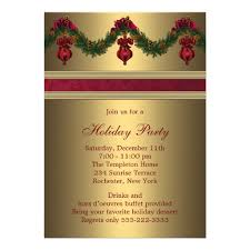 christmas dinner invitation wording 8 best images of corporate holiday party invitation templates