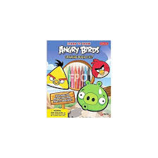 learn draw angry birds drawing book u0026 kit hardcover target