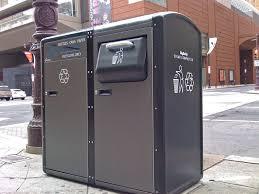 Trash Compactors by Big Belly U2013 Phillydesign