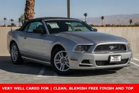 2014 used mustang used ford mustang for sale in palm springs ca 166 used mustang