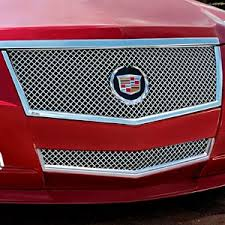 2011 cadillac cts grille cadillac cts coupe heavy mesh grille by e g classics 2011 2012