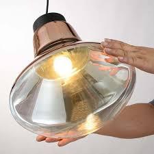 Tom Dixon Copper Pendant Light Tom Dixon Light Copper Pendant L Suspension Lighting