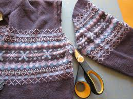 sweater mitten tutorial the renegade seamstress