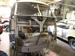 volkswagen bus front 1966 vw bus precision car restoration
