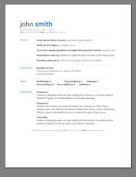 simple free resume template simple how to insert a resume template in word pics for free resume