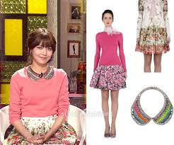 soshified styling sooyoung red valentino dannijo