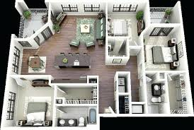 House Plans And Designs For 3 Bedrooms Simple 3 Bedroom House Plans Staggering Charming Simple