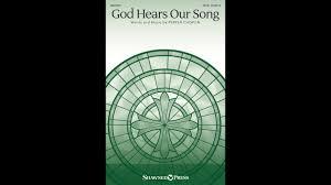 god hears our song pepper choplin