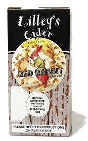 cap cuisine lille lilley s rabbit cider 6 bag in box 20l amazon co uk