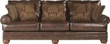 Leather Sofas Fleur De Lis Living Clearview Leather Sofa U0026 Reviews Wayfair