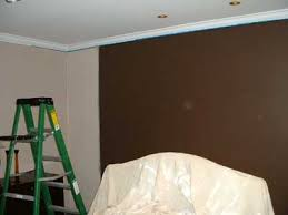 light chocolate brown paint bedroom painting and accessories pulling and balacing color almost
