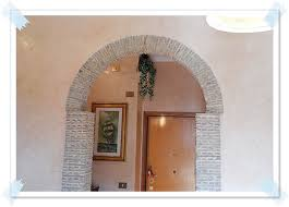 arco in pietra per interni realizzazione di opere murarie quali archi e colonne sia per