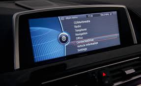 bmw 5 series navigation system bmw 4 series oem backup system