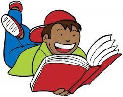 Das Schlafzimmer Clipart I Love Reading Clip Art Child Reading A Book Clipart Books