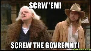 Em Meme - scrw em screw the govremnt make a meme