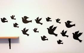 decor bird room decor