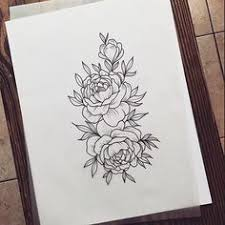 rosas sketch pinterest tattoo piercings and tatting