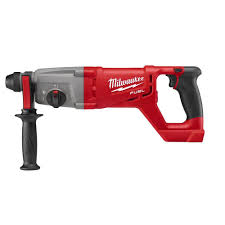 milwaukee m18 fuel 18 volt lithium ion brushless 1 1 8 in sds