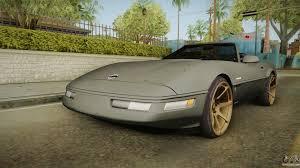 corvette cabrio chevrolet corvette c4 cabrio drift 1996 for gta san andreas