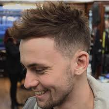 fade haircut black men hairstyles design trends premium psd