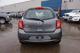 nissan micra fuel economy new nissan micra for sale in edmonton l a nissan