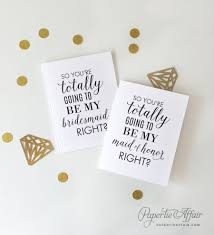 bridesmaid cards bridesmaid will you be my bridesmaid cards