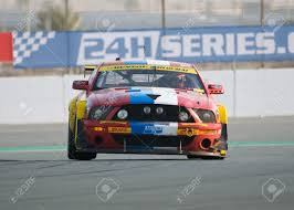 ford mustang dubai dubai january 14 car 27 a ford mustang gt3 during the morning