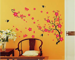 169 Best Wall Decals Images by Buy Decals Design U0027branch With Flowers U0027 Wall Sticker Pvc Vinyl