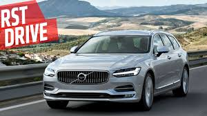 you can only buy a non lifted volvo v90 wagon in the u s if you