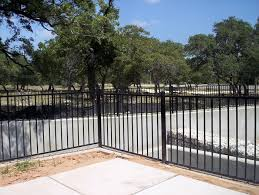 wrought iron vs galvanized steel fencing hardy fence