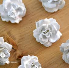 plaster flowers plaster dipped artificial flowers