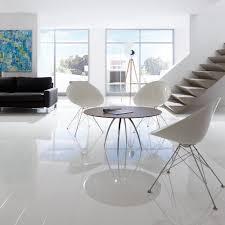 Amazon Laminate Flooring Elesgo Modern White Laminate Flooring Super Gloss Extra Sensitive