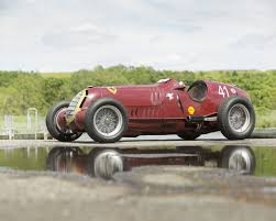 vintage alfa romeo race cars bonhams to sell 1935 supercharged alfa romeo 8c 35 classic car