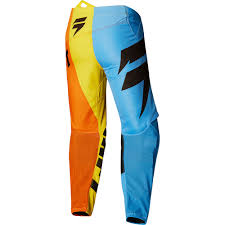 cheap youth motocross gear shift new mx 2018 whit3 label tarmac blue orange kids youth