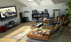 Modern Media Room Ideas - 50 creative home theater design ideas interiorsherpa