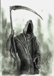 drawn grim reaper lord pencil and in color drawn grim reaper lord