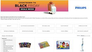amazon black friday 2016 what sale amazon opens black friday store with discounts on thousands of