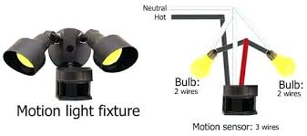how to wire a motion sensor to multiple lights how to wire a motion sensor light fooru me