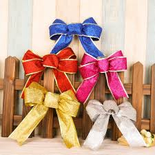 christmas bows for sale 10pcs lot hot sale big size glitter beauty bows bowknot christmas